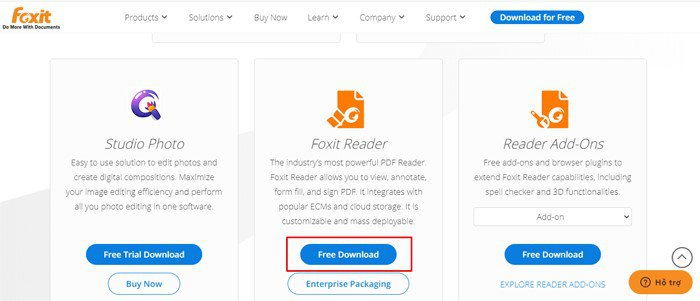 Ccahs ký chữ ký số vào file văn bản, hợp đồng, tờ khai với phần mềm Foxit Reader